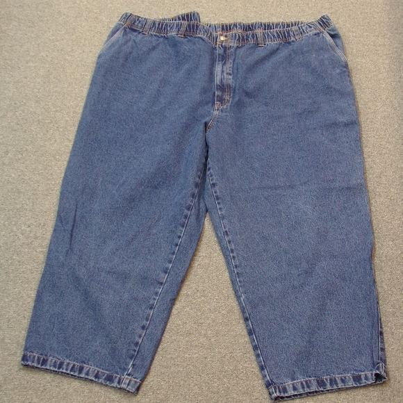 Habor Bay Other - NEW Harbor Bay Full-Elastic Jeans 5XL/30
